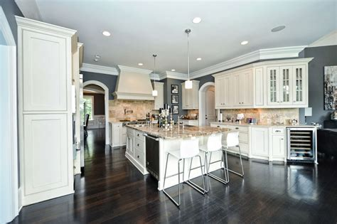 granite kitchen cabinets 45 luxurious kitchens with white cabinets ultimate guide