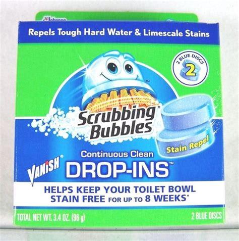 how to clean ins scrubbingbubbles scrubbing bubbles s c johnson vanish continuous clean blue toilet bowl