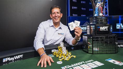 The Bounty Wins Victory by Paul Petraglia Wins Wpt Bestbet Bounty Scramble 5 000