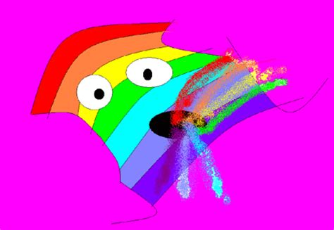Beard Celebrates 30th Puking Ensues by Rainbowpuke A Happy Place For Sad Rainbows 187