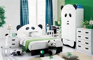 panda bedroom theme design and decor ideas for