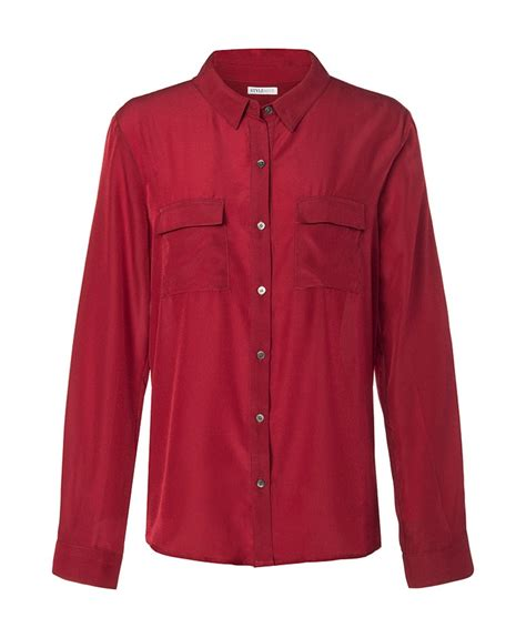 Blouse Rumbai rumba blouse collar blouses