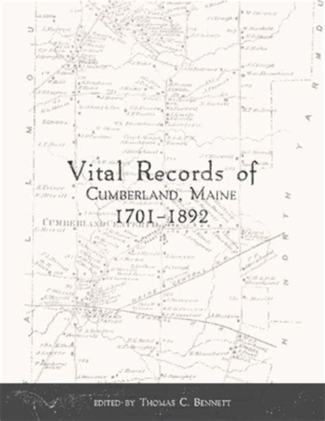 Maine Divorce Records Cumberland Books Cumberland Maine Maine State Library