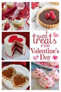 sweet treats valentine desserts