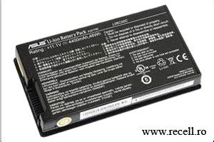 Baterai Batre Asus A8 A8000 F50 F8 F80 F81 F83 N80 Uicomsmg recell ro reconditionare baterie asus a32 f80