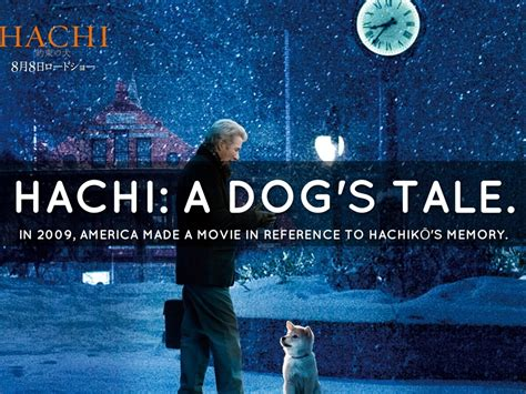Hachiko - A Dog's Story aka Hachi - A Dog's Tale [2009 USA ... Hachiko Movie Summary