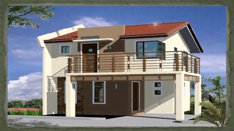 50 sqm home design house design plans 50 square meter lot youtube