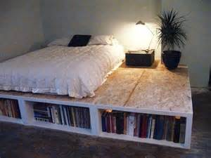 Bed Frame Diy Ideas 17 Best Ideas About Diy Bed Frame On Pallet