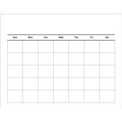 custom template best large calendar templates weekly calendar template