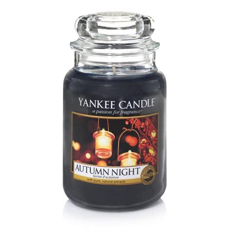 yankee candele yankee candle autumn large jar candle yankee