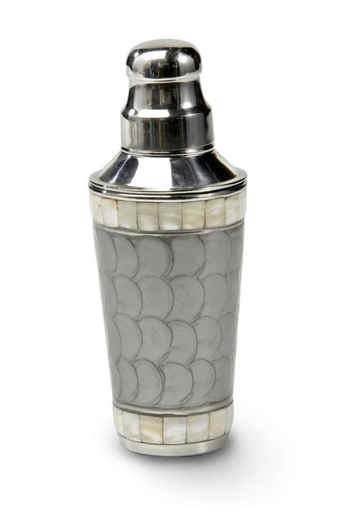 Martini Shaker Classic Cocktail Shaker Nielsens Gifts