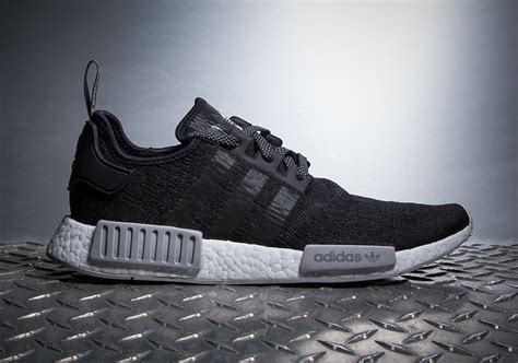 Adidas Nmd R1 Exclusive Black the adidas nmd r1 black reflective is a chs sports