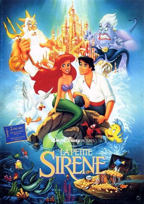 film walt disney streaming la petite sir 232 ne film 1989 allocin 233