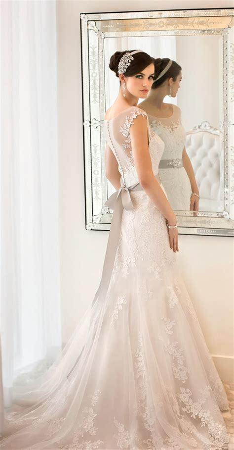 Essense of Australia 2014 Bridal Collection   Belle The