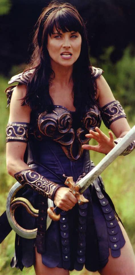 zena the warrior princess hairstyles best 20 xena warrior princess ideas on pinterest female