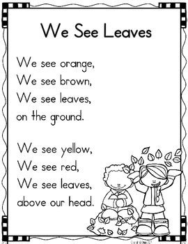 40 Sight Word Poems for Shared Reading (For Beginning