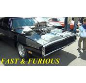 HD Vin Diesel&180s 1200hp Dodge Charger  YouTube