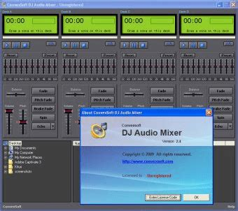 convexsoft dj audio mixer image full featured dj and beat convexsoft dj audio mixer software informer it is a