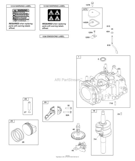 flywheel magneto ignition wiring and parts diagram