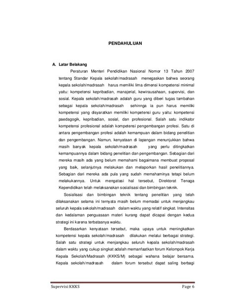 Supervisi Pembelajaran Dalam Profesi Pendidikan Syaiful Sagala kompetensi supervisi kepala sekolah