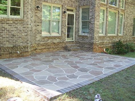 How To Refinish A Concrete Patio by Patio Concrete Resurfacing
