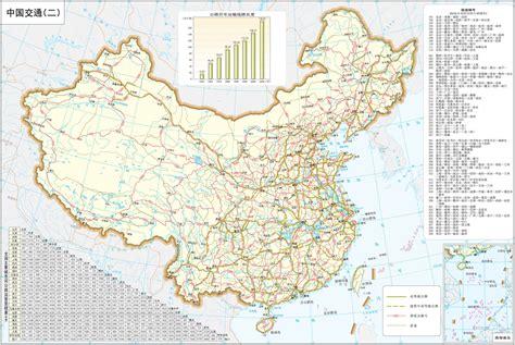 road map of china china road map size