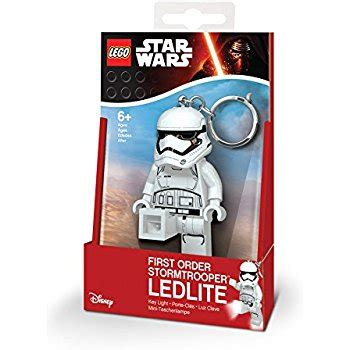 Stormtrooper Trooper Key Chain Lego Wars Starwars lego wars stormtrooper key light minifigure key chain with led flashlight