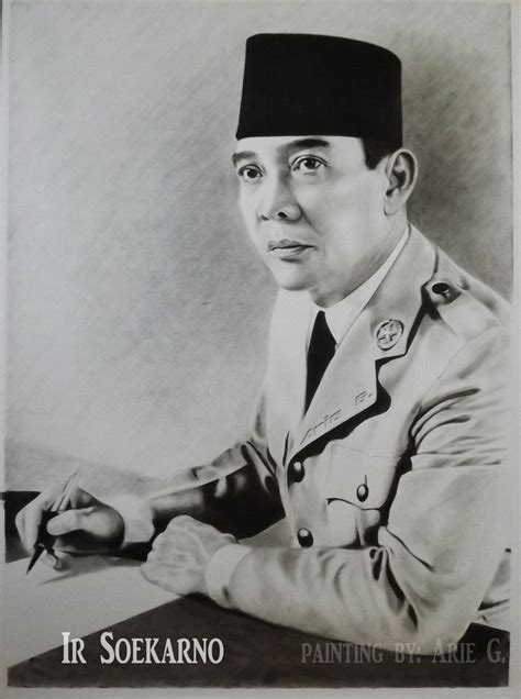 ir soekarno biography the first president of republic ir soekarno by agauss on deviantart