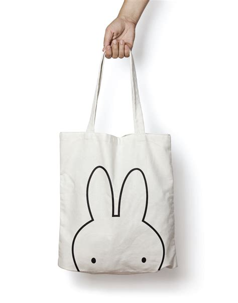miffy tote bag hello dolly designs