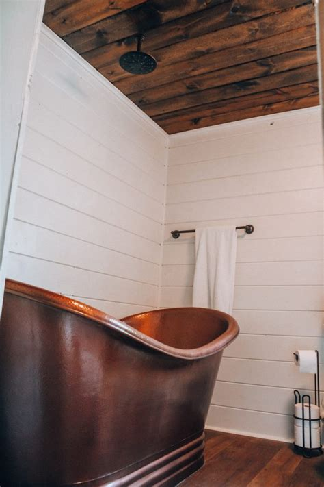 Wood Plank Walls And Ceiling