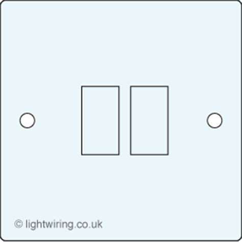 light switch gangs and ways explained light wiring
