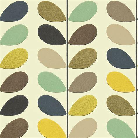 Ralph Lauren Home Decor Fabric by Multi Stem Wallpaper Seagreen 110385 Harlequin Orla