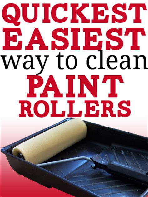 Magic Roller Cleaner how to clean a paint roller the easy kinda