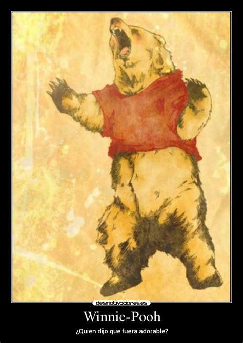 imagenes de winnie pooh graciosas winnie pooh desmotivaciones