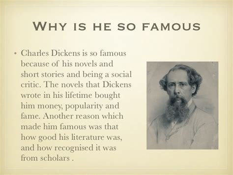 charles dickens biography short summary charles dickens