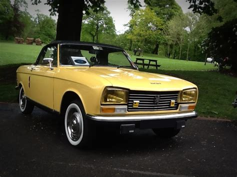 classic peugeot peugeot 304 cabriolet our classic cars