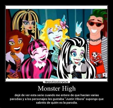 Mensajes Subliminales Monster High | monster high desmotivaciones