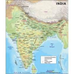 buy india map