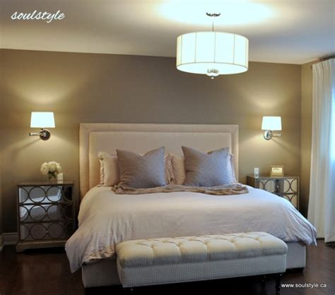 upholstered headboard bench soulstyle interiors  design