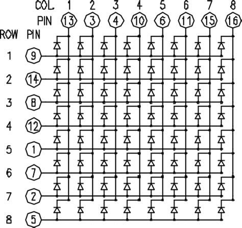 Max7219 Led Dot Matrix 4 8x8 88 4 In 1 Fc 16 Fc16 basi arduino