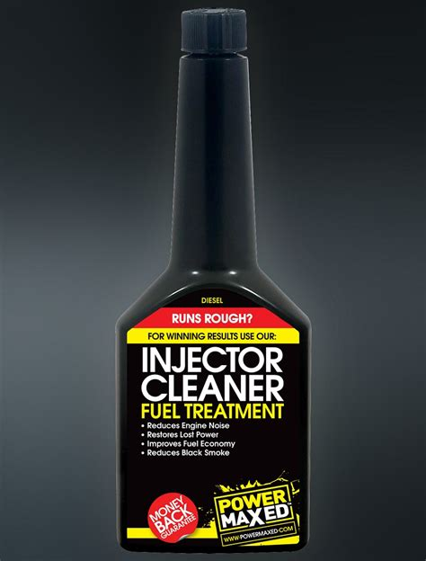 Power Spray Injector Cleaner power maxed diesel injector cleaner fuel treatment ebay