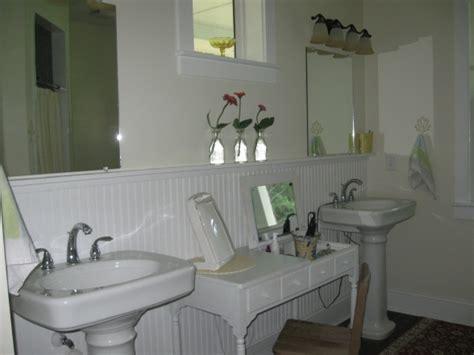 Beadboard Bathroom Walls Beadboard On Bathroom Walls Jimhicks Yorktown Virginia