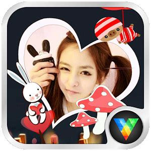 aplikasi beauty stickers  wallpaper apk