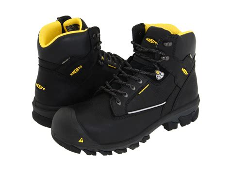 keen composite toe boots s keen utility portland work boots composite toe wp eh