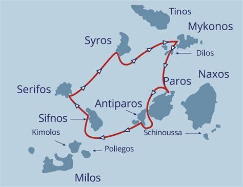 Location Voiture Naxos Port by Croisi 232 Res De Voile En Grece 2019 Dans Les Cyclades