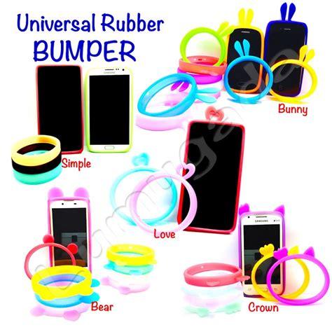 Ring Bumper Bunny ring bunny mickey rubber cover hp kelinci 530