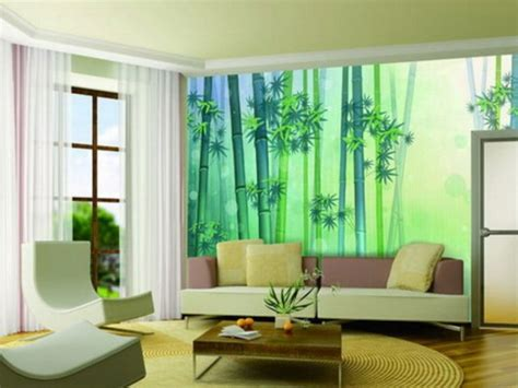 beautiful interior homes large living room wall