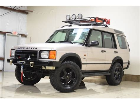 how cars run 2001 land rover discovery lane departure warning 2001 land rover discovery series ii cars for sale