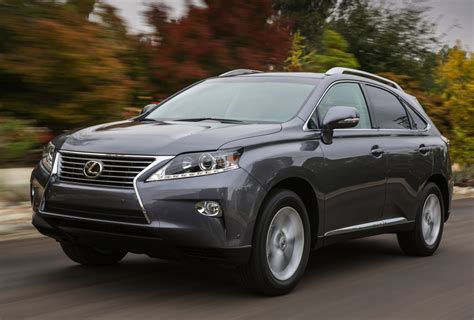 2014 Lexus Rx350 Review 2014 Lexus Rx 350 Review Cargurus