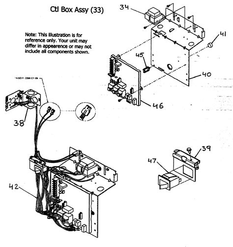 carrier furnace parts diagram carrier furnace sears carrier furnace parts